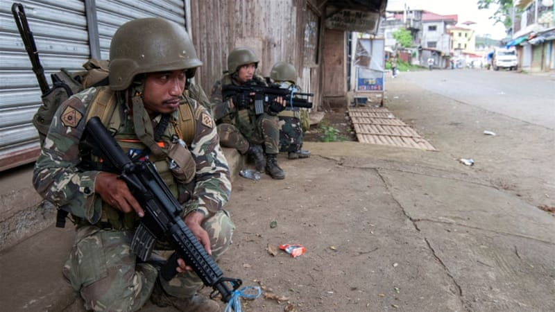202 terrorists killed as Marawi crisis enters 4th week