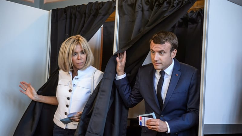Macron's new centrist party winner of first-round parliamentary vote