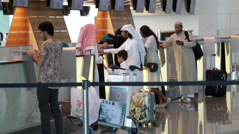 Iran flies food to Qatar amid concerns of shortages