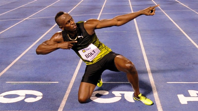 Jamaica: Usain Bolt wins final 100m race in Kingston