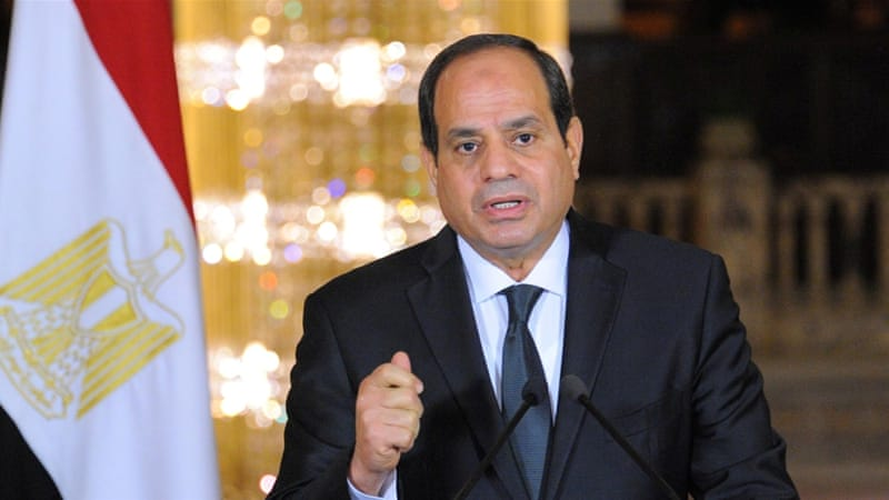 Sisi: Egypt does not want war with Sudan and Ethiopia