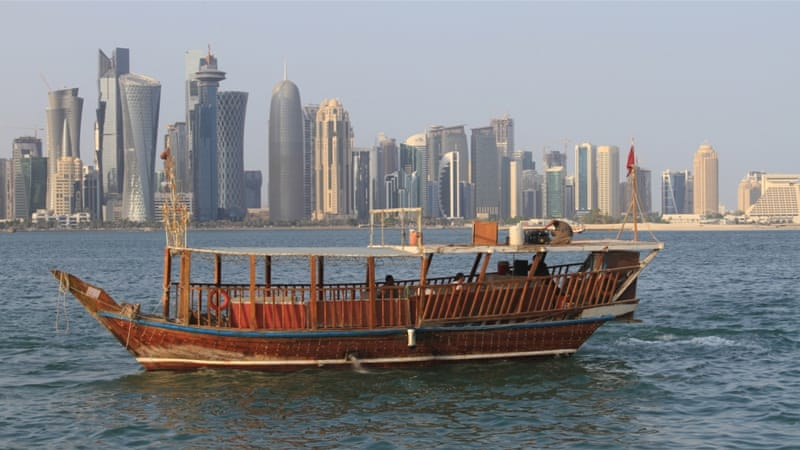 UK urges Gulf states to ease blockade against Qatar