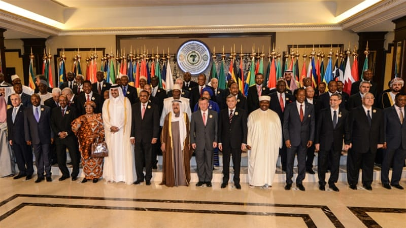 At least nine African countries have cut or downgraded ties with Qatar since the Gulf crisis began [EPA]