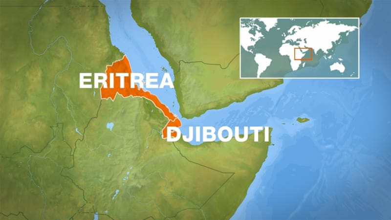 Djibouti, Eritrea in territorial dispute after Qatar peacekeepers leave