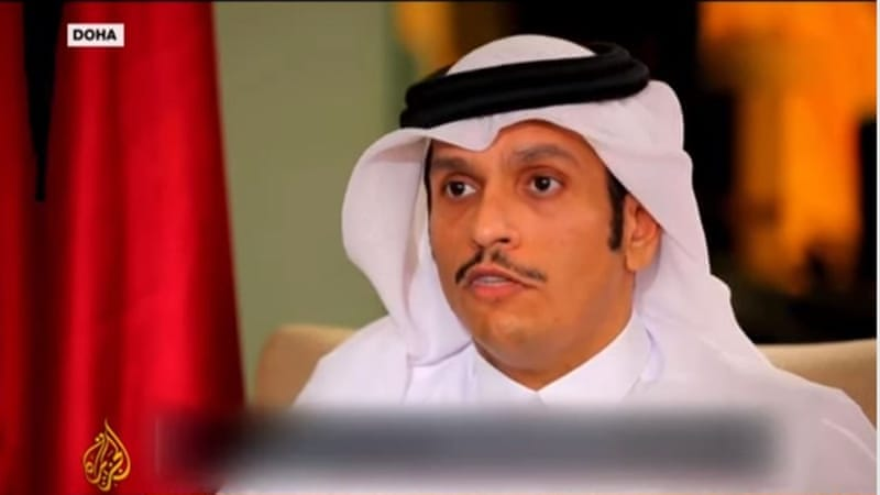 Qatar accuses Arab nations of 'publicity stunt' on terrorism allegations