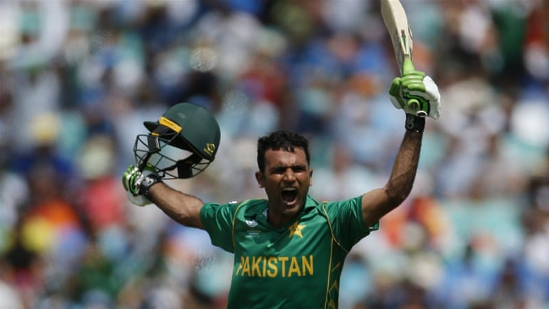Cricket Pakistan Defeat India To Win Champions Trophy