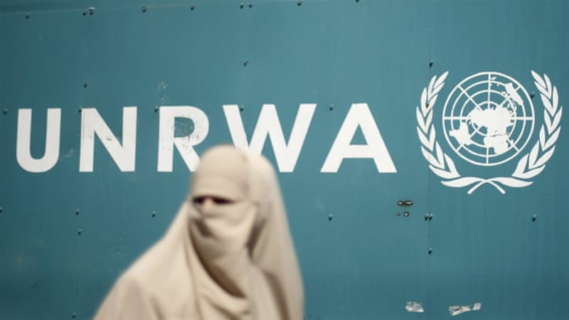 Today the UNRWA aids more than five million registered Palestinian refugees in Lebanon, Syria, Jordan, the West Bank, East Jerusalem and the Gaza Strip [Mohammed Salem/Reuters]