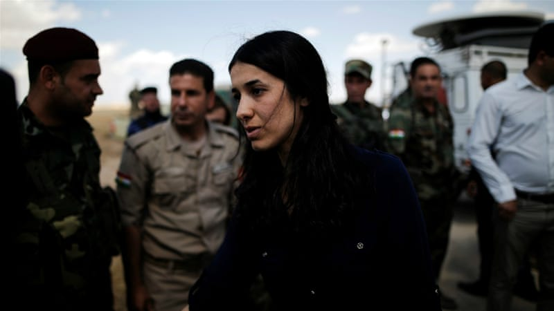 Ex-captive of ISIL sheds tears on return to Iraq