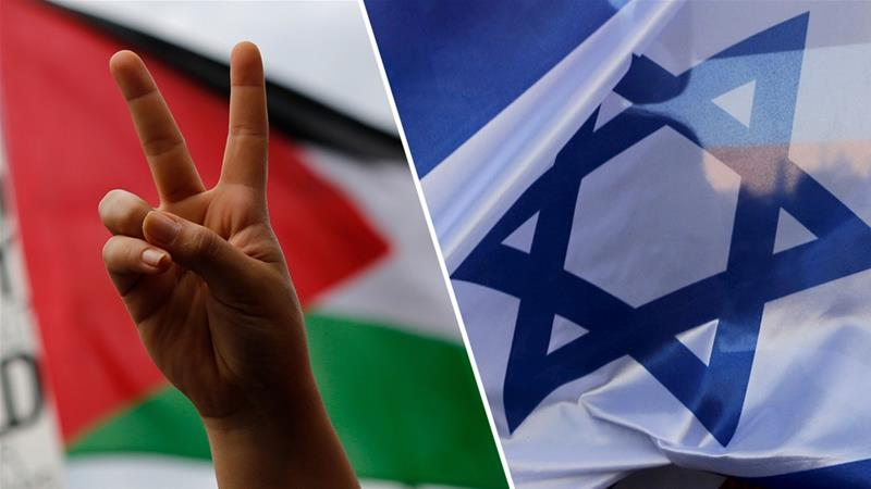 Palestine and Israel: One state, or two?