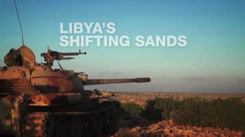 Libya's Shifting Sands: Derna and Sirte