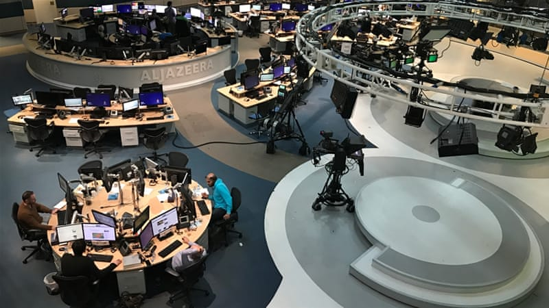 Al-Jazeera says closure demand is 'attempt to silence freedom of expression'