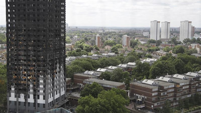 Covering the Grenfell fire: UK media in the spotlight