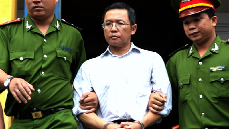 Hoang Is The First Vietnam Based Dissident To Have His Citizenship Revoked In Recent History