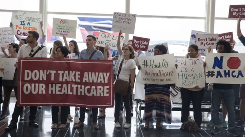Senate Republicans Delay Vote on Health Bill Until After July 4 Recess