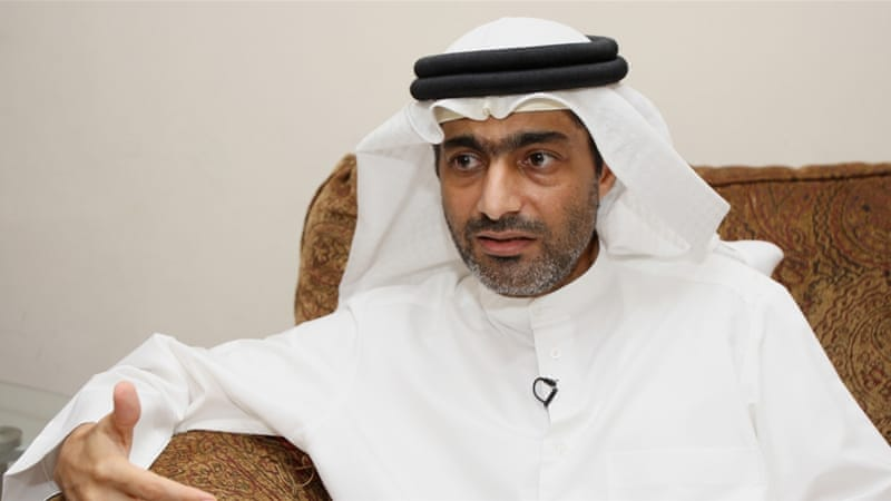 Ahmed Mansoor is facing a ten-year jail sentence [Reuters]