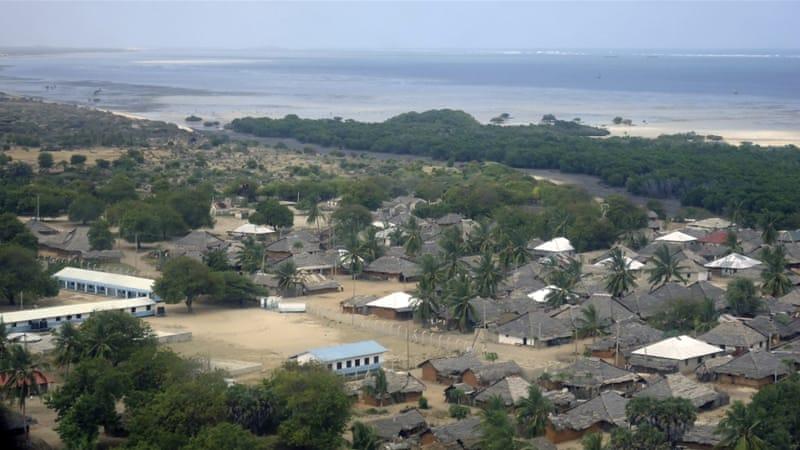 Landmine kills eight in northeast Kenya