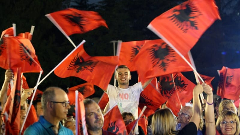 Albania: The good news and the bad news