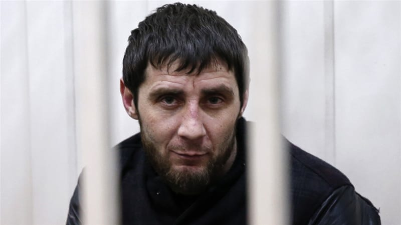 Five found guilty of murdering Russian opposition leader Boris Nemtsov