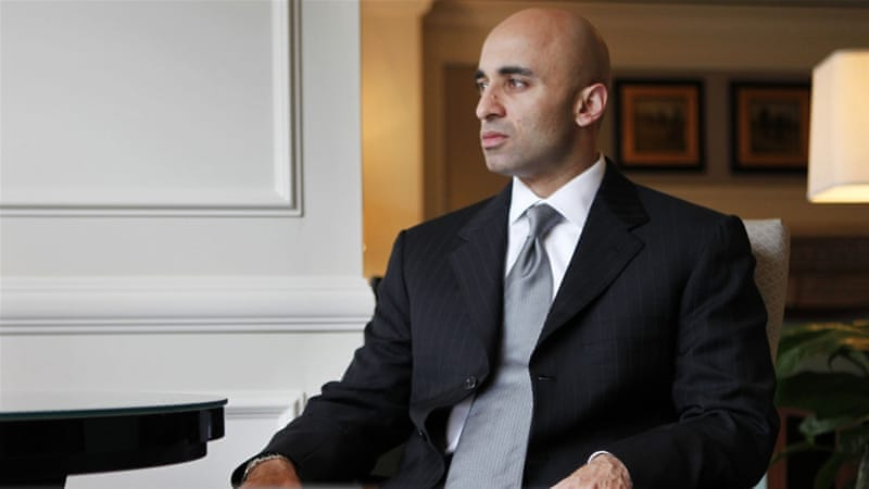 Hackers leaked emails from the inbox of Otaiba earlier this month. [Pablo Martinez Monsivais/AP Photo]