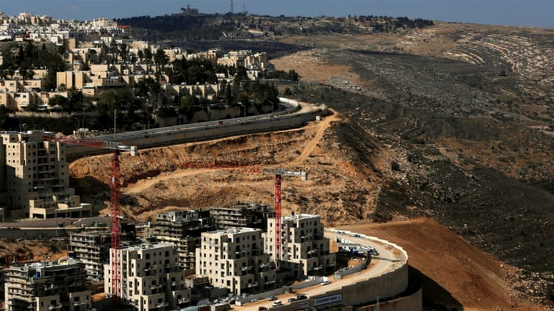 The controversial bill would annex to the municipal boundaries of Jerusalem the mega-settlement cities of Maale Adumim, Givat Zeev and Gush Etzion [File: Reuters]