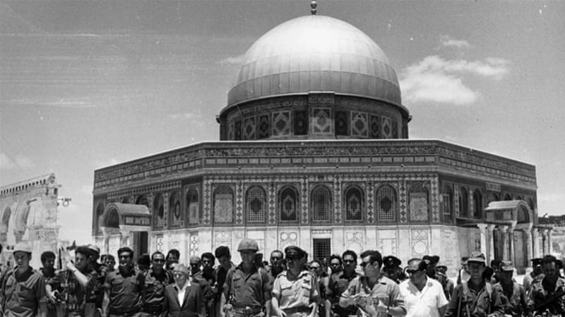 The Naksa: How Israel occupied the whole of Palestine in 1967 | War