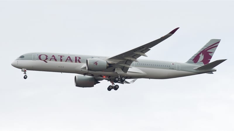 Qatar's flag carrier will also have to stop flights to places like Dubai, Abu Dhabi, and Cairo