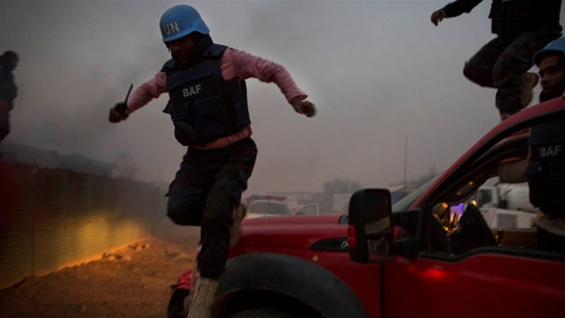 UN peacekeepers killed in attack in northern Mali
