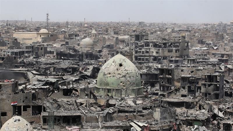 Mosul war crimes