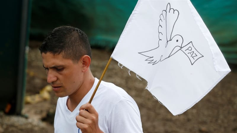 New UN mission to help Colombia rebels return to society