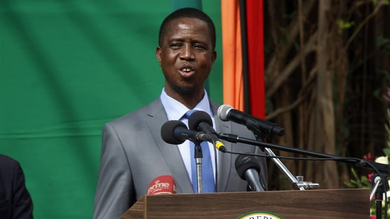 Zambia parliament approves 'enhanced security measures'