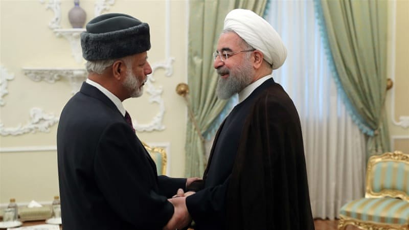 Iran and Oman agree to boost ties amid Gulf crisis