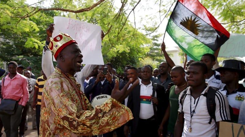 La pregunta de Biafra merece un referéndum, escribe Soyombo [Afolabi Sotunde / Reuters]