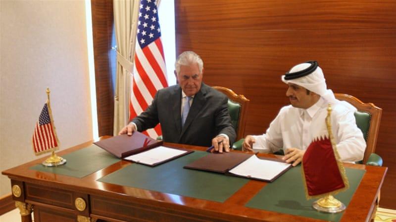 Saudi Led Group Qatar Us Terror Deal Insufficient Usa News Al