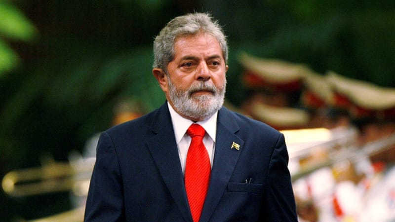 Former Brazil President Convicted for Corruption