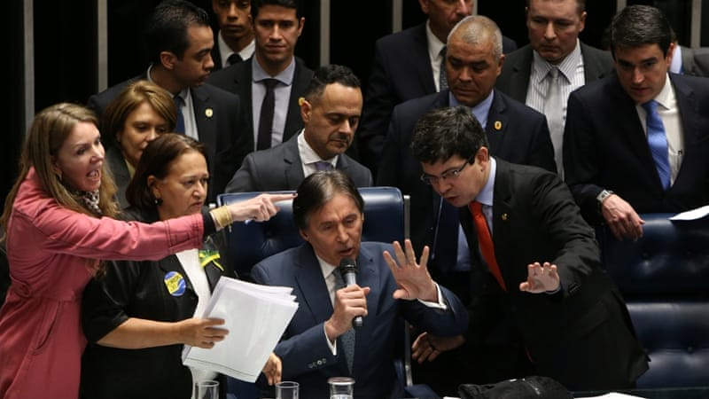 Brazilian senators block vote on labour laws reform
