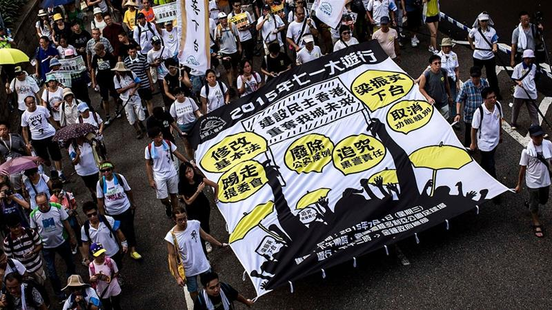 What is driving Hong Kong-China tensions?