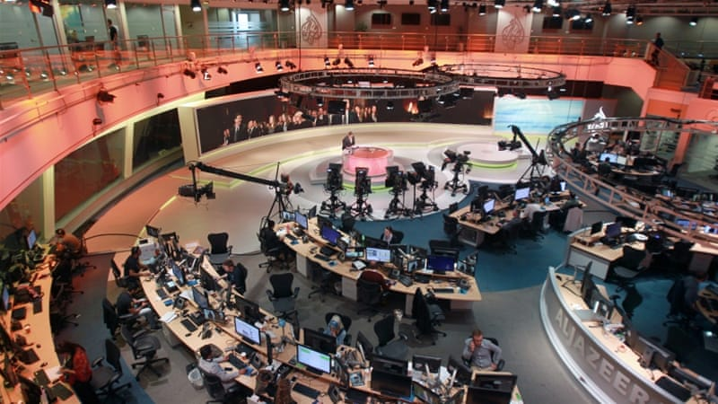 United Arab Emirates Official Blasts Al Jazeera Over Antisemitism