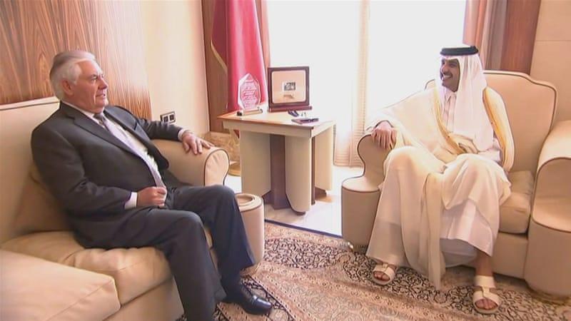 US Praises Qatar's Role In Fight Against 'Terrorism'