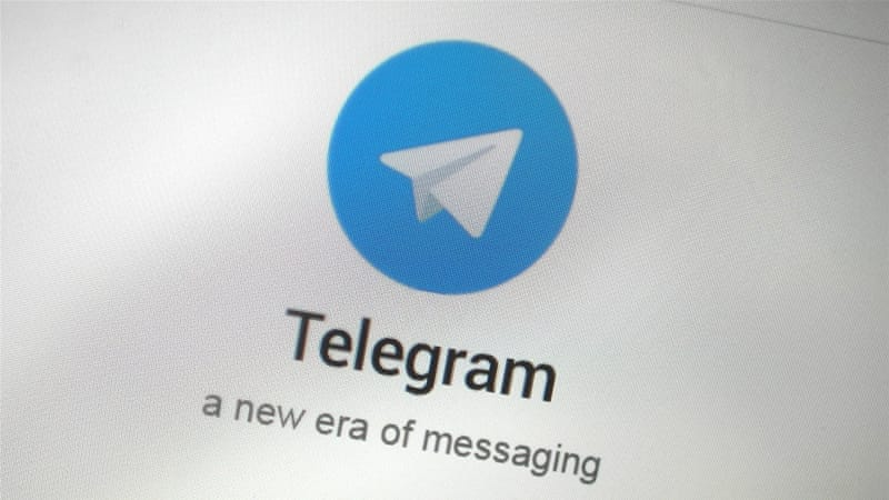 Indonesia has asked internet companies to block access to 11 web addresses for Telegram