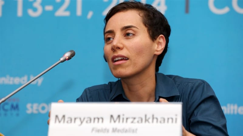Maryam Mirzakhani, math genius, dies at 40