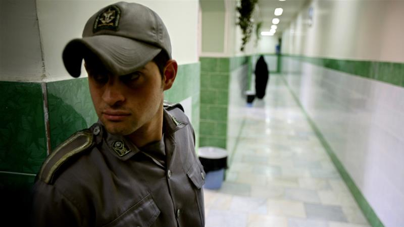 Evin prison is notable for keeping political prisoners, dissidents and dual Iranian nationals [File: Reuters]