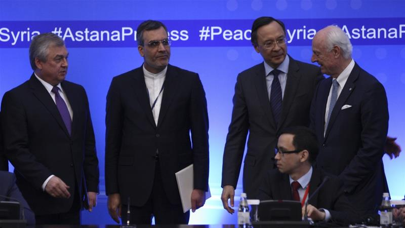 Did The Putin Trump Ceasefire Kill The Astana Talks Syria Al