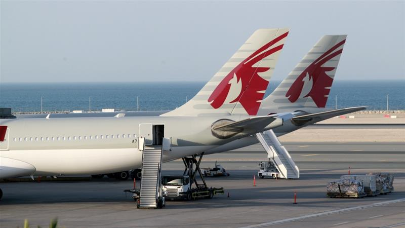 Qatar News. Qatar Airways suffers 'substantial loss'