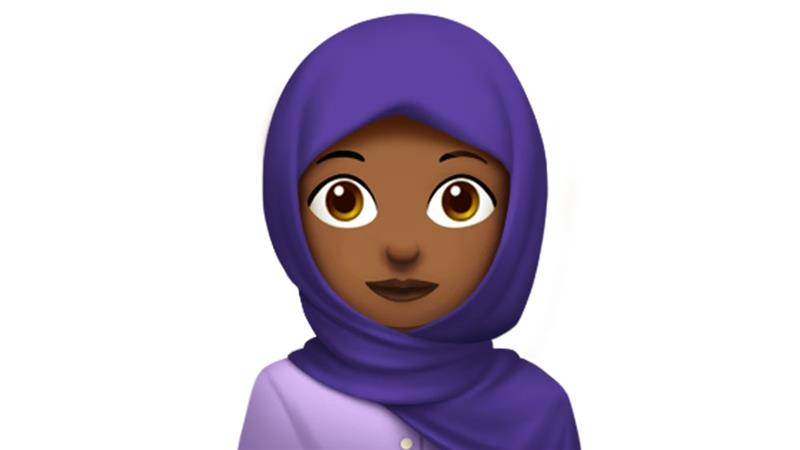 The Hijab Emoji Was Approved In November Last Year Courtesy Apple