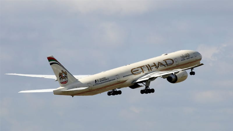 Dept. of Homeland Security frees Emirati airline from laptop ban