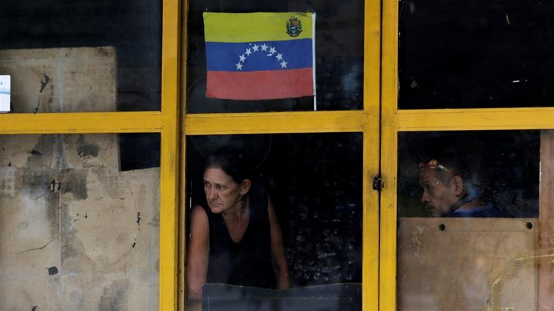 US prepares sanctions against senior Venezuelan officials -sources