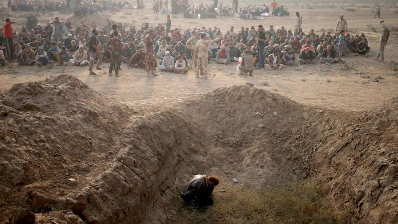 HRW warns of a resurgence of violence if no one is held to account over reports of torture [Reuters]