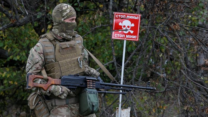 Five Ukrainian servicemen killed, 8 wounded in Donbas in past 24 hours