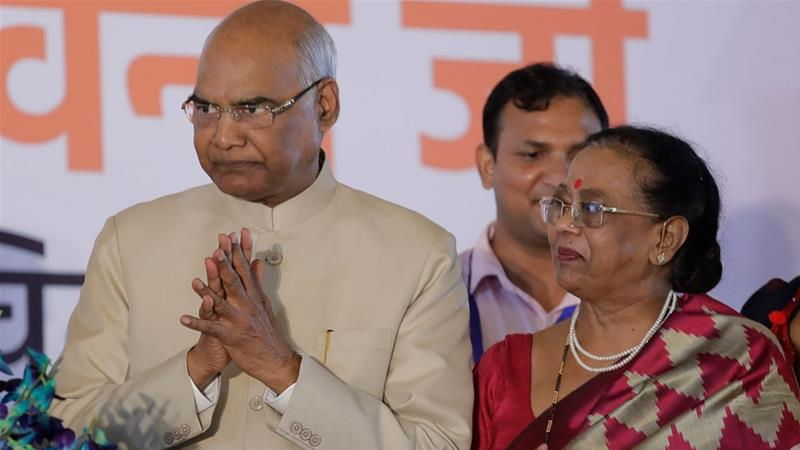 Ram Nath Kovind to become country's 14th President
