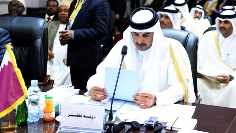Qatar's Emir Amends Anti-Terrorism Laws